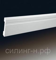 Плинтус напольный (110*15*2000) Европласт 6.53.103