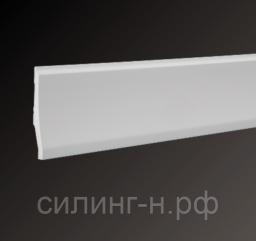 Плинтус напольный (120*25*2000) Европласт 6.53.104