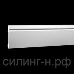 Плинтус напольный (121*14*2000) Европласт 6.53.108