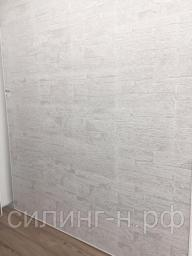 Пробка для стен Wicanders Brick RY4S001 White Brick
