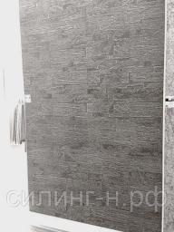 Пробка для стен Wicanders Brick RY4U001 Steel Brick