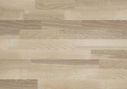 Паркетная доска Polarwood Ash Pluton white oiled loc 3s