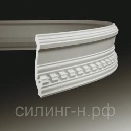 Гибкий потолочный плинтус (84*188*2000) Европласт 1.50.109