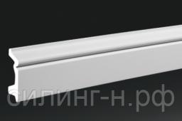Полиуретановый плинтус (80*22*2000) Европласт 1.53.107