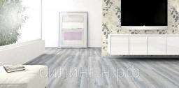 Пробковый пол Ruscork Digital Photocork luxe XL Silver Oak Limewashed