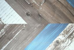 Пробковый пол Ruscork FL Chevron Azul
