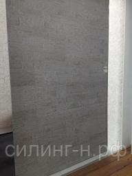 Настенная пробка Wicanders Brick ry4w001 Rusty Grey Brick