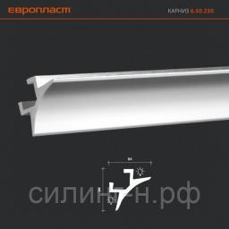 Карниз (84*84*2000 мм) Европласт 6.50.230
