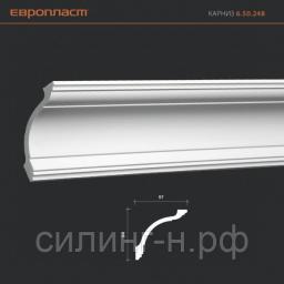 Карниз (94*97*2000 мм) Европласт 6.50.248