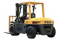Погрузчик TCM FD50T9 (Япония)