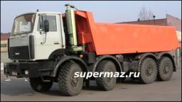 Самосвал МЗКТ-6521