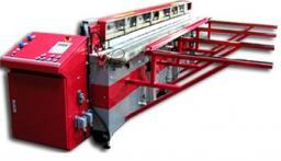Полуавтоматические гибочные машины для плит (листов) компании INGENIA моделей BW / А-ВW