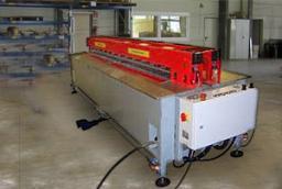 Сварочные машины низкой степени автоматизации для листов (плит), фирмы INGENIA моделей S easy / S-L easy