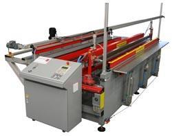 Автоматические гибочные машины для плит (листов) компании INGENIA моделей ВА / A-BA