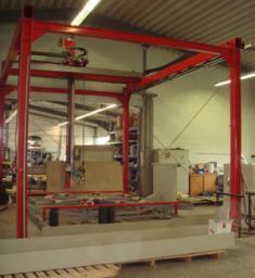 Сварочные установки INGENIA моделей PT-R (автоматизированные)