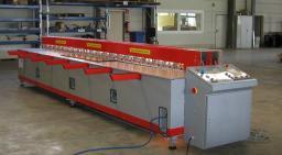 Сварочные машины высокой степени автоматизации для листов (плит), фирмы INGENIA моделей Р-SW / PL-SW