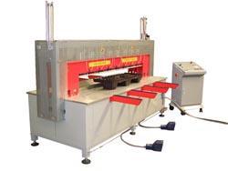 Сварочная машина INGENIA моделей SP / P-SP (большие поверхности)