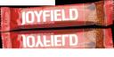 Joyfield фруктовый батончик с клубникой