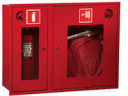 ШПК-315 ВОК шкаф пожарный для одного рукава и одного огнетушителя