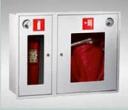 ШПК-315 ВОБ шкаф пожарный для одного рукава и одного огнетушителя