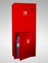 ШПК-320 ВЗК шкаф пожарный для одного рукава и двух огнетушителей до 10 кг