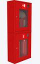 ШПК-320 НОК шкаф пожарный для одного рукава и двух огнетушителей до 10 кг
