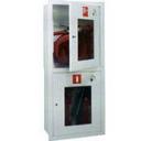 ШПК-320 ВОБ шкаф пожарный для одного рукава и двух огнетушителей до 10 кг