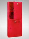 ШПК-320-21 НЗК шкаф пожарный для размещения двух рукавов