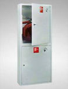 ШПК-320-21 НЗБ шкаф пожарный для размещения двух рукавов