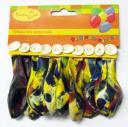 Патибум Воздушные шары 30 см 10 шт. многоцветный Х-67