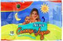 Детские влажные салфетки Aura