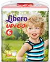 Трусики Libero Up & Go 6 (13-20 кг) 14 шт.