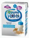 Кашка ФрутоНяня Молочно-овсяная с пребиотиками жидкая с 6 мес. 200 мл