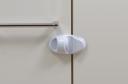 Блокиратор открывания Safety 1st адезивный с кнопкой White