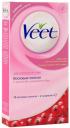 Восковые полоски Veet Juicy для депиляции нормальной кожи 12 шт.