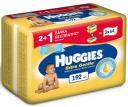 Детские влажные салфетки Huggies Extra Gentle 3х64 шт.