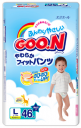 Трусики Goo.N для мальчиков 9-14 кг (46 шт.)