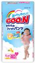 Трусики Goo.N для девочек 12-20 кг (40 шт.)