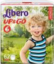 Трусики Libero Up & Go 6 (13-20 кг) 62 шт.