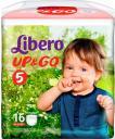 Трусики Libero Up & Go 5 (10-14 кг) 16 шт.