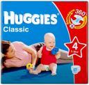Подгузники Huggies Classic 4 (7-18 кг) 27 шт.