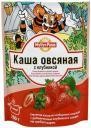 Каша Myllyn Paras овсяная с клубникой и сахаром 200 г