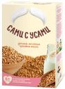 Каша молочная Сами с Усами гречневая с 4 мес. 200 г
