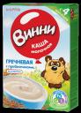 Каша молочная Винни гречневая с пребиотиками с 4 мес. 220 г