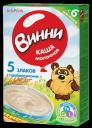 Каша молочная Винни 5 злаков с пребиотиками с 6 мес. 220 г
