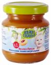 Пюре Доброго здоровья Яблоко и персик с 6 мес. 100 г