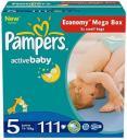Подгузники Pampers Active Baby 5 (11-18 кг) 111 шт.