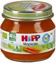 Пюре Hipp Морковь с 4,5 мес. 80 г