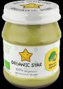 Пюре Organic Star Брокколи и картофель с 5 мес. 100 г