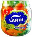 Пюре LANDI Organic Овощная смесь с 5 мес. 113 г